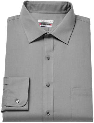 Van Heusen Big & Tall Flex Collar Regular Tall Pincord Dress Shirt