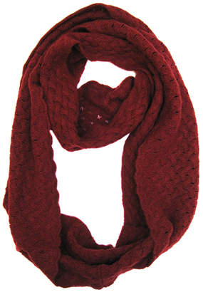 Basket Weave Cashmere Infinity Scarf $357 thestylecure.com