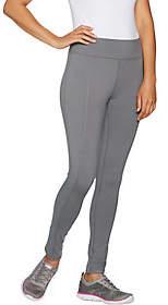 Denim & Co. Active Regular Pull-OnKnit Leggings