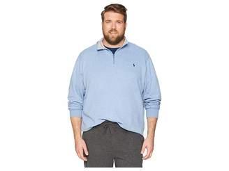 Polo Ralph Lauren Big Tall Luxury Jersey 1/2 Zip