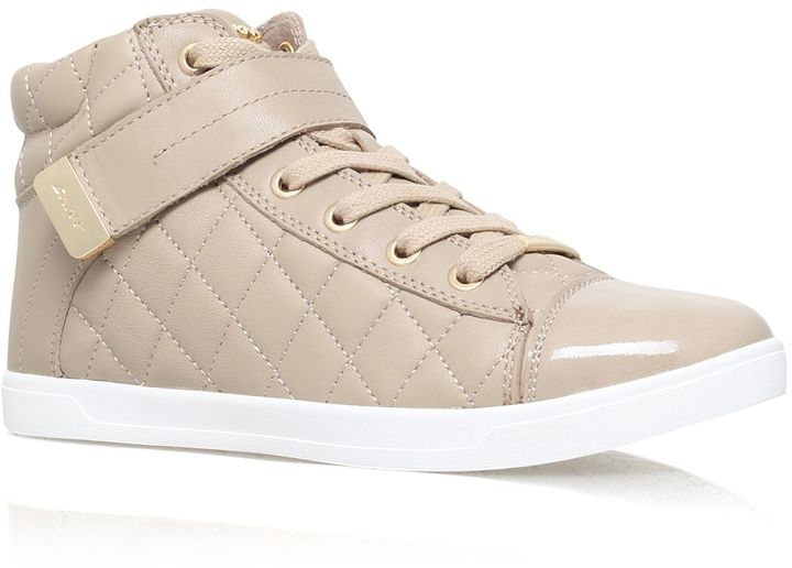 dkny betty flat lace up trainer boots shopstyle co uk