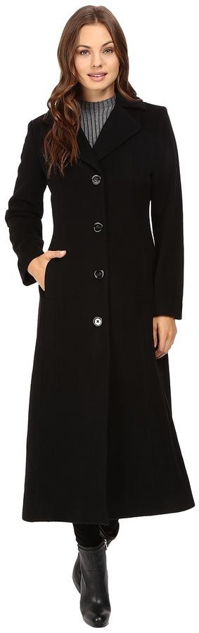 Anne KleinAnne Klein Wool Long Coat