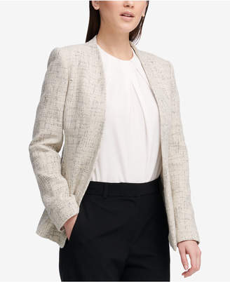 DKNY Tie-Back Blazer, Created for Macy's