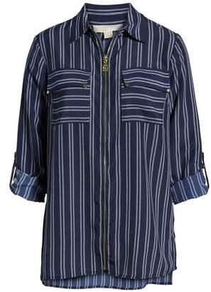 KORS MICHAEL Michael Bengal Striped Shirt