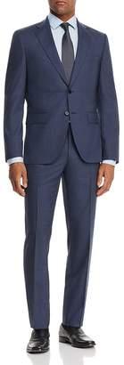 HUGO BOSS Johnstons/Lenon Micro-Stripe Regular Fit Suit