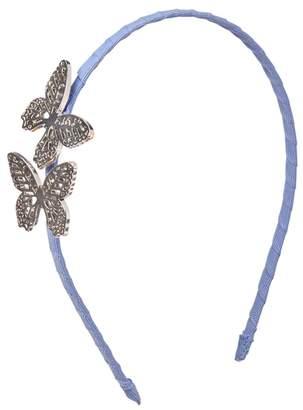 Crazy 8 Butterfly Headband