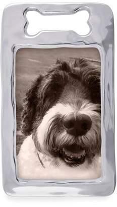 "Mariposa Open Dog Bone Picture Frame, 4"" x 6"""