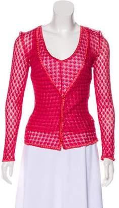 Missoni Knit Cardigan Set