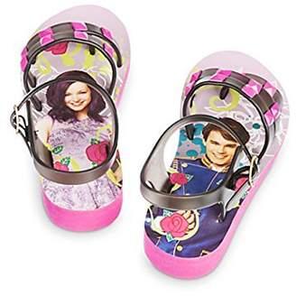 Disney Girls Descendants Platform Sandals (7/8)