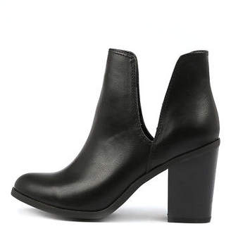 Lipstik New Joanie Li Womens Shoes Boots Ankle