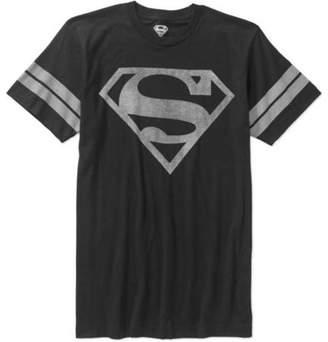 Super Heroes & Villains Superman Men's Logo Graphic Tee