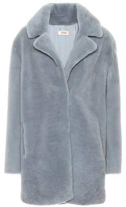 Yves Salomon Meteo Fur coat