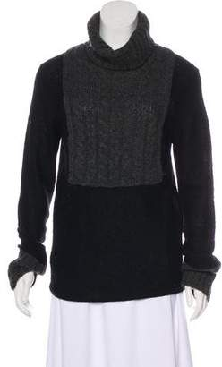 Tory Burch Knit Turtleneck Sweater