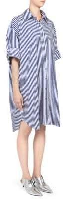 Marques Almeida Marques'Almeida Striped Shirtdress