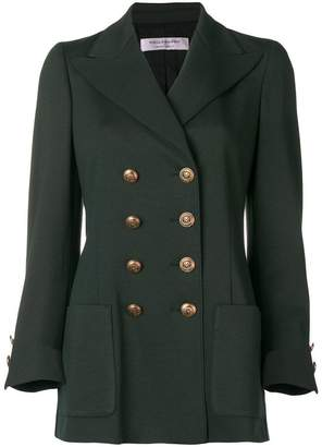 Philosophy di Lorenzo Serafini double breasted military jacket