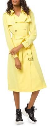 MICHAEL Michael Kors Lightweight Trench Coat