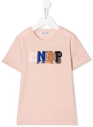 Dondup Kids logo print T-shirt