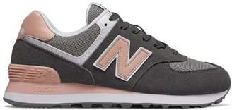 New Balance Womens 574 Trainers - Grey