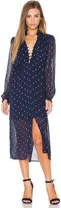 Bardot Celestial Maxi Dress $109 thestylecure.com