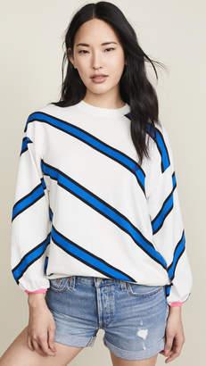 Nude Striped Sweater