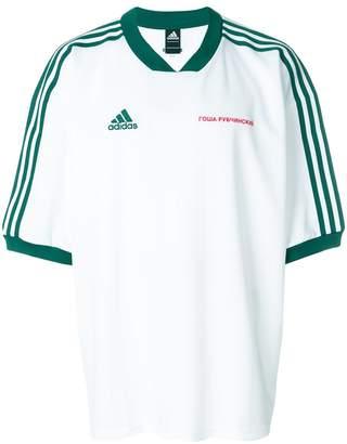 Gosha Rubchinskiy x Adidas football tee