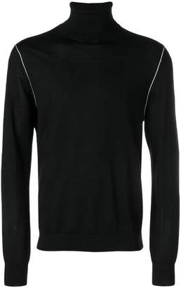 Helmut Lang turtle neck jumper