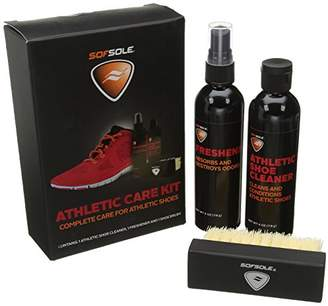 Sof Sole Athletic Shoe Care Kit with Cleaner