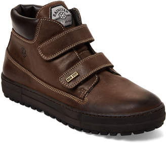 Naturino Kids Boys) Brown Alben Leather Boots