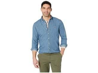 Polo Ralph Lauren Standard Fit Denim Chambray Sport Shirt
