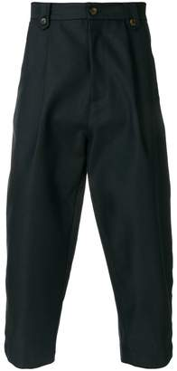 Societe Anonyme cropped straight leg trousers