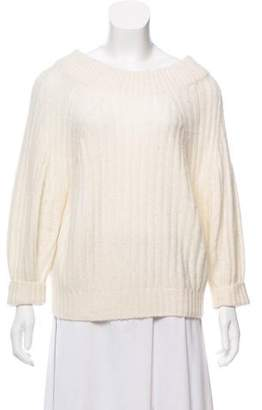 3.1 Phillip Lim Wool Bateau Sweater