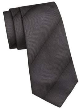 Giorgio Armani Ombre Stripe Silk Tie