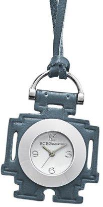 BCBGeneration (ビーシービージェネレーション) - BCBGenerationレディースgl4169ファッションロボットPedantアナログブルーレザー腕時計