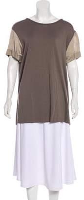 AllSaints Oversize Colorblock T-Shirt