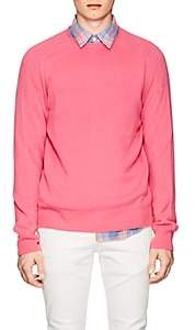 Rag & Bone MEN'S SEAMLESS CASHMERE SWEATER-PINK SIZE M