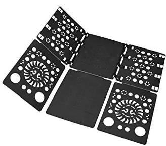 BoxLegend black2 Shirt Folding Board Black