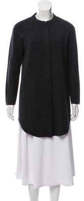 Eileen Fisher Knit Wool Cardigan