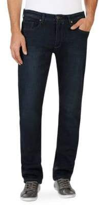 Paige Federal Extra Long Slim Straight Jeans