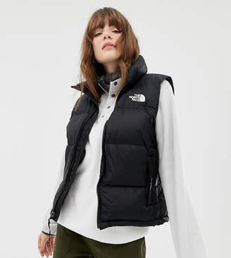 The North Face Womens 1996 Retro Nuptse Vest in Black