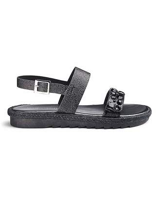 83a935c599d Heavenly Soles Made In Italy Jewel Sandals E Fit