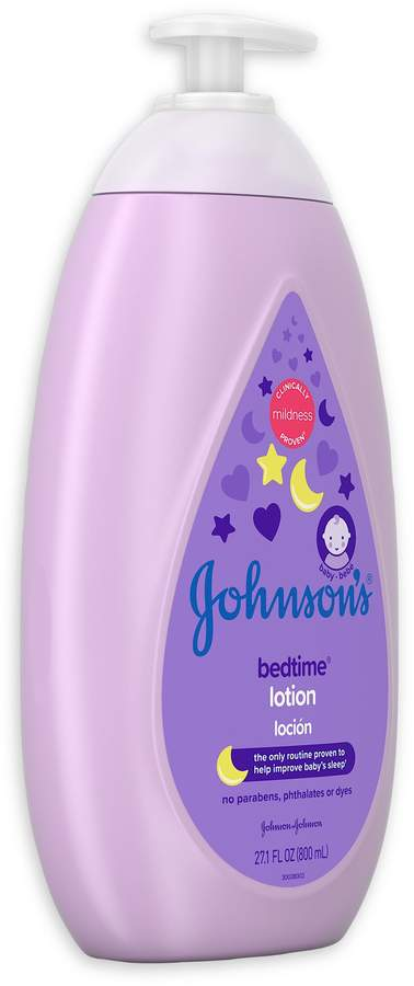 Johnson's Bedtime 27.1 oz. Lotion