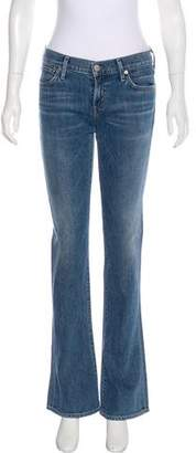 Citizens of Humanity Mid-Rise Flare Jeans