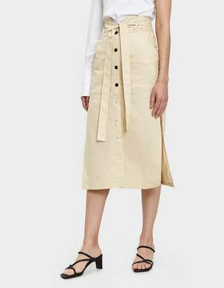 Farrow Zio Skirt in Ecru