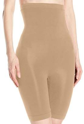 Body Wrap Women's Lites The Catwalk High-Waist Long Leg Panty