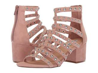Steve Madden Mania Block Heeled Sandal Women's Shoes