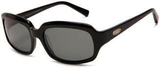 Heat Women's HS0212 Polarized Rectangular Sunglasses