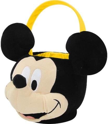 Easter Mickey Mouse Jumbo Plush Basket