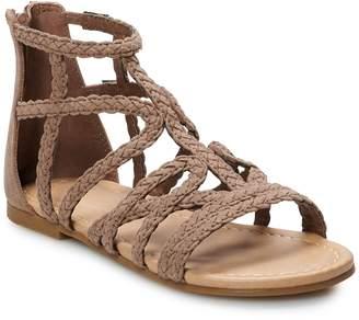 So SO Girls' Gladiator Sandals