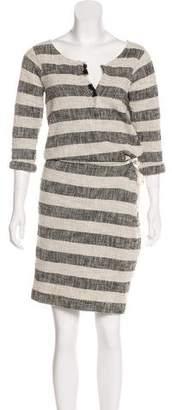 Humanoid Woven Midi Dress