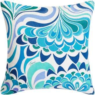 Trina Turk Avalon Lotus Accent Pillow